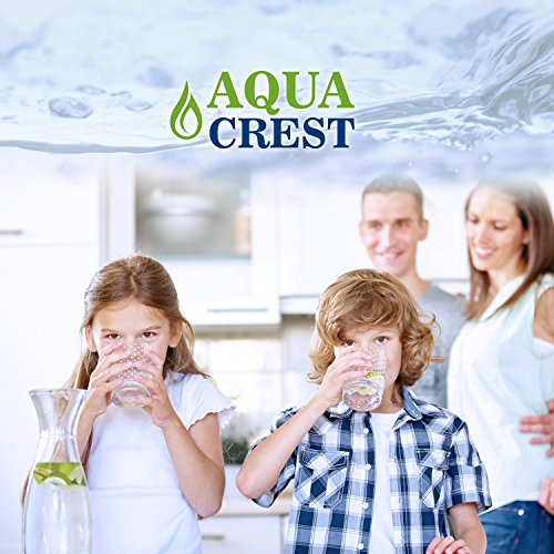 AQUACREST FM-15RA Water Filter, Culligan FM-15RA Water Culligan White Finish