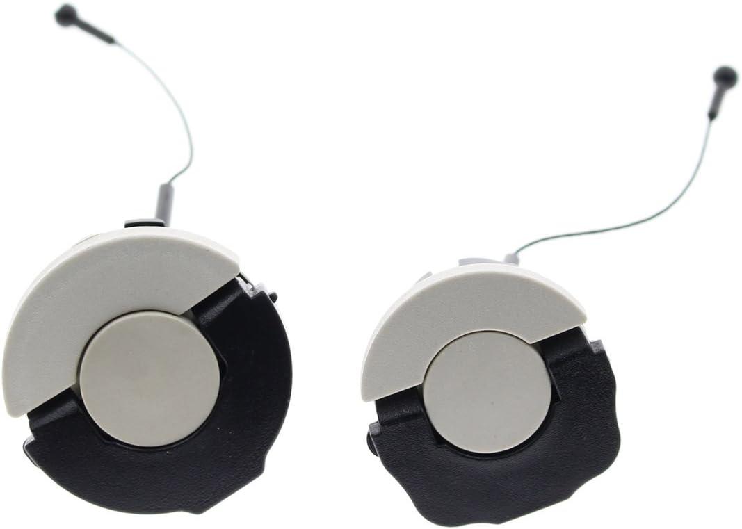 Fuel Gas Oil Cap /& Spark Plug Fits Most Stihl MS Series Chainsaws 0000-350-0526