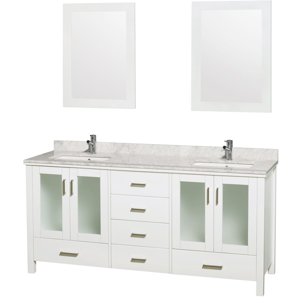 50 off wyndham collection lucy 72 inch double bathroom