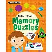 Brain Boosters: Super-Smart Memory Puzzles