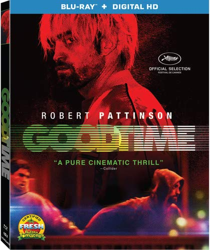 Good Time [Blu-ray] (The Life And Times Of Tim Review)
