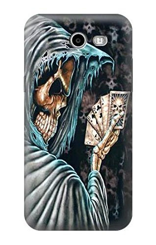 Amazon.com: R0748 Grim Reaper Death Poker Case Cover For ...