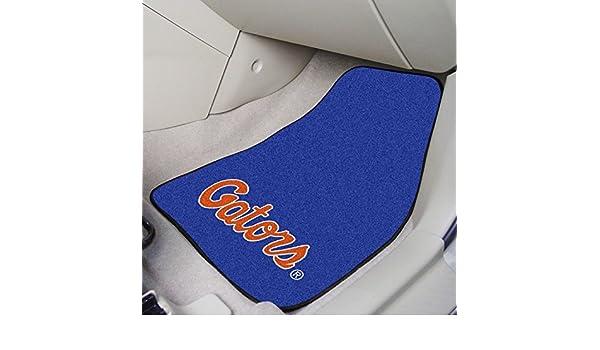 Amazon.com: StarSun Depot 2-pc Carpet Car Mat Set University of Florida 17