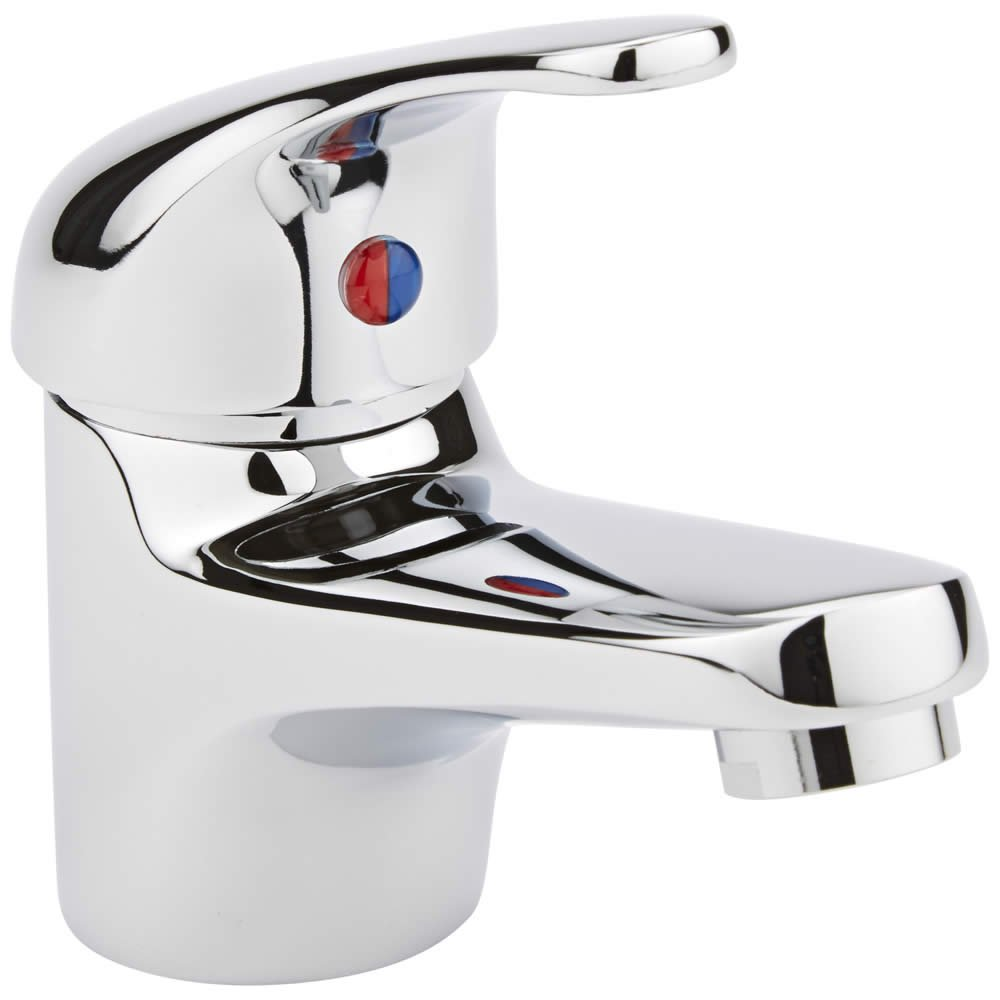 Milano Encore Bathroom Taps - Mono Basin Mixer Tap & Shower Bath ...