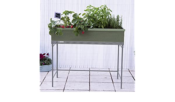Huerto urbano Green Passion calidad Premium 90x45x80 cm.Color ...
