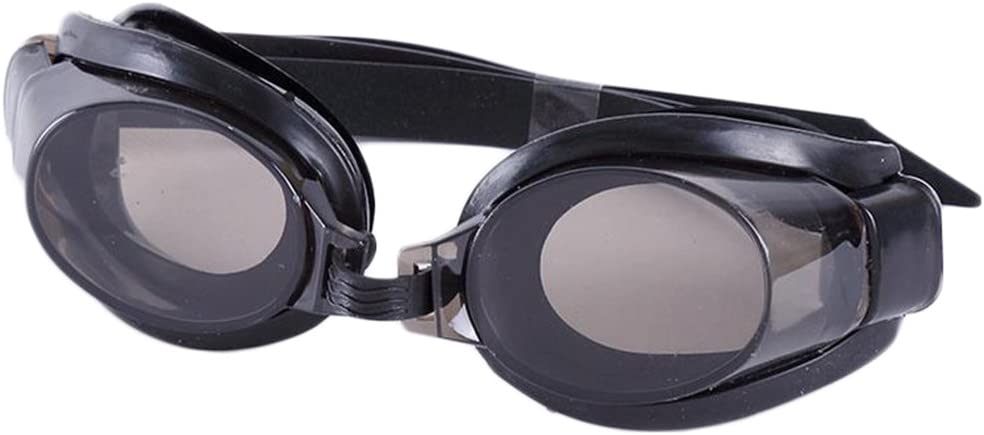 Kentop–Gafas de natación Ajustable Correa Gafas de Piscina Hombres Mujeres Adultos niños Gafas de natación Transparente Anti-UV antiniebla Protección