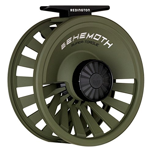 Redington Behemoth 9/10 Fly Reel - O.D Green