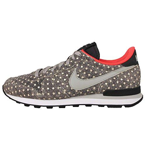 Nike Men's Internationalist LTR PRM, ANTHRACITE/GRANITE-GRANITE, 10 M US