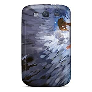 High-end Case Cover Protector For Galaxy S3(fantasy Angel)