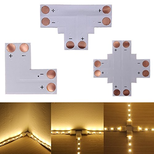 Comic Costumes Ebay (Led Strip Accessories - Splitter 3014 Shape Strips Connector Strip Shine ble Square - 2pin Led Connector T Shape Corner For 10mm 5050 Led Strip Light - T Shape Led Strips Connector 8mm - 1PCs)