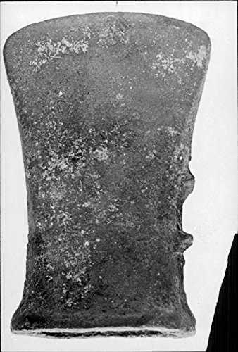 - Vintage photo of The renowned bronze ox of the Grand River, which shows that the Norwegians discovered North America long before Christopher Columbus.