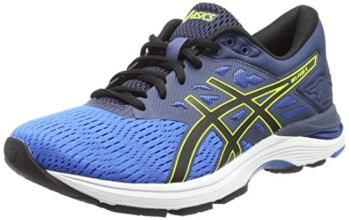 directoire 5 Homme Yellow Multicolore Gel Blueblacksafety Asics De Chaussures flux Running q87nEApw
