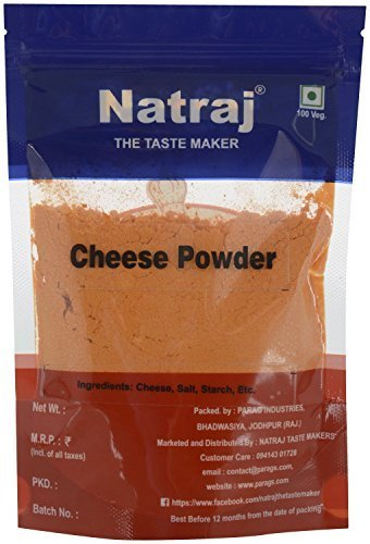 Natraj Cheese Powder, 100 gm by Natraj