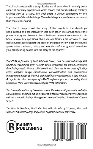 Why church buildings matter revised the story of your space why church buildings matter revised the story of your space tim cool 9780997886122 amazon books fandeluxe Choice Image