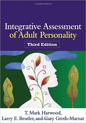 Integrative assessment of adult personality third edition integrative assessment of adult personality third edition 3rd edition fandeluxe Images
