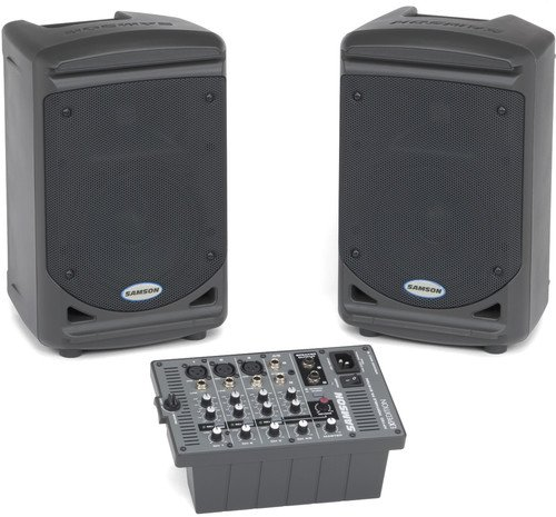 (Samson Expedition XP150 150-Watt Portable PA System)