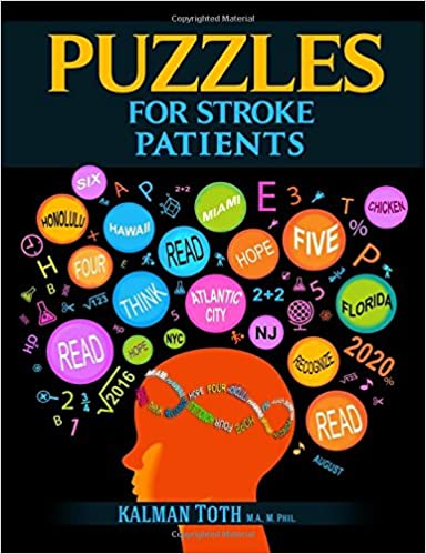 Puzzles for stroke patients kalman toth 9781492834434 amazon puzzles for stroke patients kalman toth 9781492834434 amazon books negle Image collections