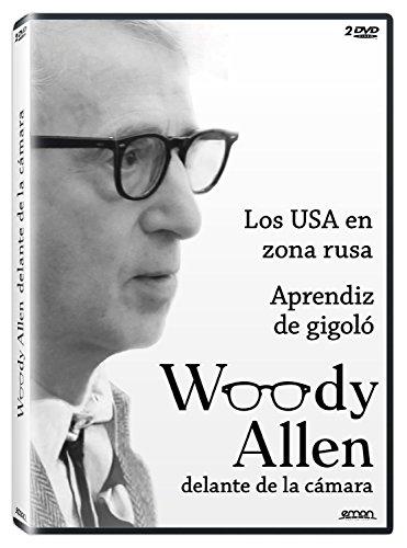 Pack Woody Allen Delante: Aprendiz De Gigoló + Los USA En Zona ...