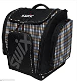 Swix Kerry Tri Pack Ski Boot Bag (Kerry Red Plaid)