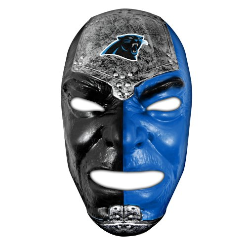 Face Panther (Franklin Sports NFL Carolina Panthers Team Fan Face Mask)