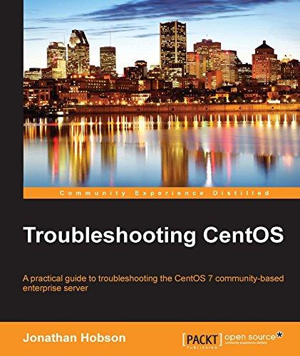 Troubleshooting CentOS Kindle Editon