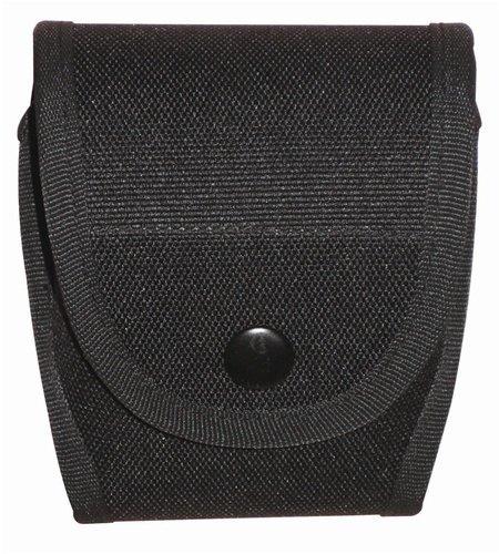Taigear New Black Covered Handcuff Case TG222B