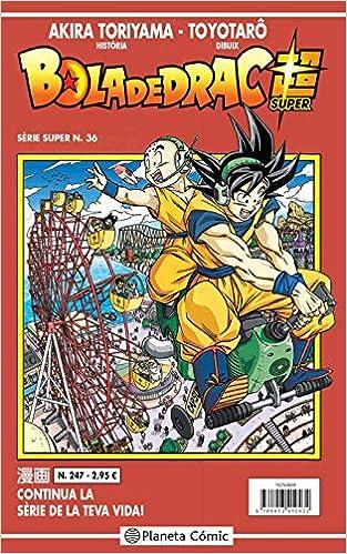 Book's Cover of Bola de Drac Sèrie Vermella nº 247 (Manga Shonen) (Catalán) Tapa blanda – 6 octubre 2020