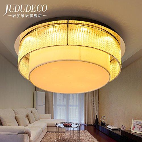 BLYC- Luxus Wohnzimmer Lampe ist Halle-Studie die Atmosphäre hell warme leichte Böhmische Kreis Durchmesser 450mm führte Deckenlampe 200mm