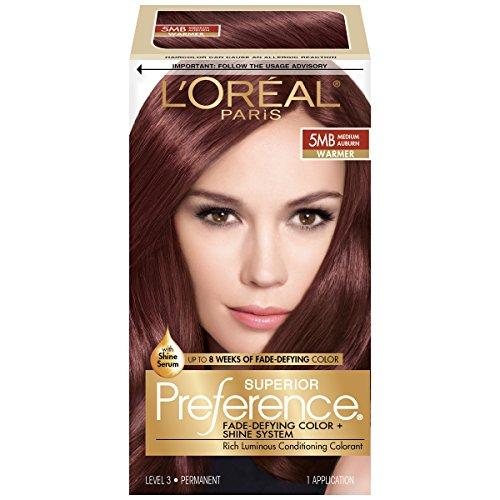 L'Oreal L'Oréal Paris Superior Preference Permanent Hair ...