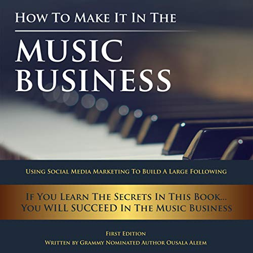 Pdf Business How to Make It in the Music Business: Using Social Media Marketing to Build a Large Following