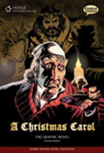 Book cover for A Christmas Carol