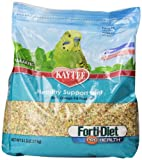 Kaytee Forti Diet Pro Health Bird Food for Parakeet, 5-Pound