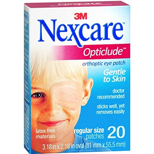 Nexcare Opticlude Eye Patch - 6