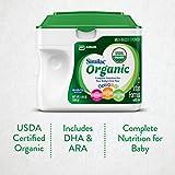 Similac Organic Infant Formula with Iron, USDA Certified Organic, Baby Formula, Powder, 1.45 lb (Pack of 6)