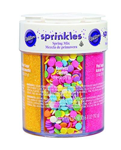 Wilton 6 Mix Easter Sprinkle ()