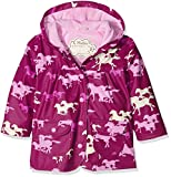 Hatley Girl's Fairy Tale Horses Raincoat