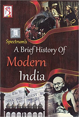 Modern Indian History Spectrum