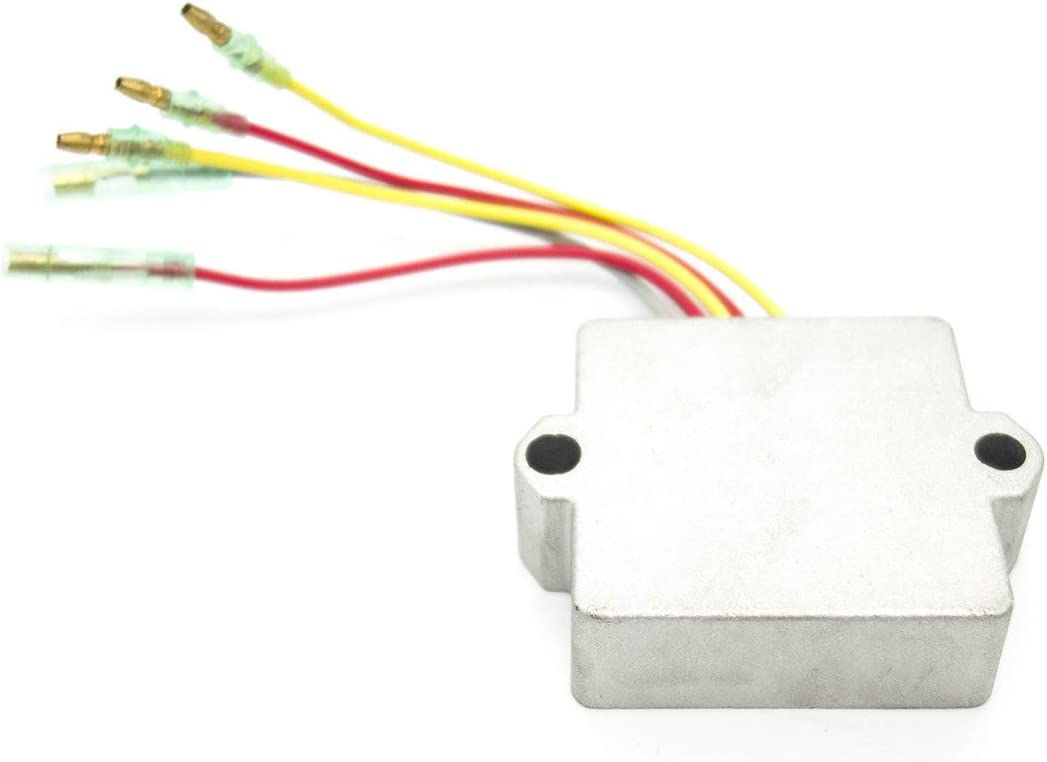 Kasstino Mercury Mariner Voltage Regulator 5 Wire 815279 815279-1 815279-2 815279-3 815279-4