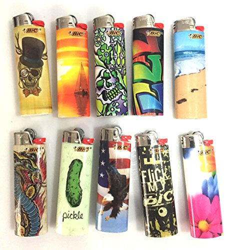 Assorted Lighters Available Multiple Quantities