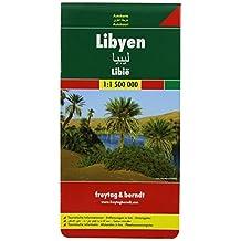 Libya (Road Maps) (English and German Edition) by Freytag-Berndt (2005-01-01)