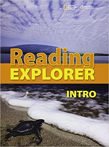Reading Explorer: Intro by Becky Tarver Chase (2010-02-25)