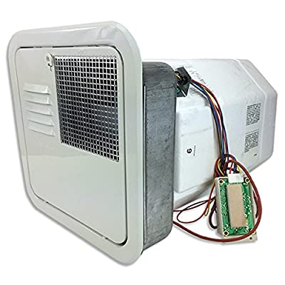 Suburban SW6D Rv Water Heater Camper Trailer Lp Gas w/White Door