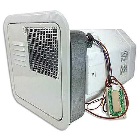 Suburban SW6D Rv Water Heater Camper Trailer Lp Gas W White Door