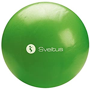 SVELTUS Gymnastikball grün