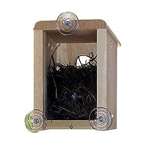 Coveside Birds - HousingWindow Nest Box