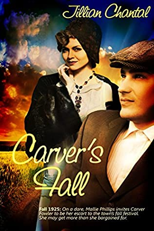book cover of Carver\'s Fall
