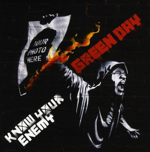 Know Your Enemy/Hearts (Green Day Heart)