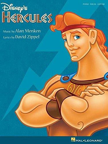 Hercules (Piano/Vocal/guitar Songbook)