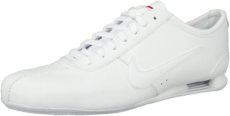 womens nike shox rivalry Nike Sneaker Shox Rivalry White 316317-143 Gamma White, Herren:41 ...