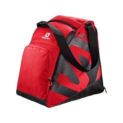 Salomon Extend GEARBAG – Borsa da sport, unisex adulto, Rosso –�?Barbados cherry/black)